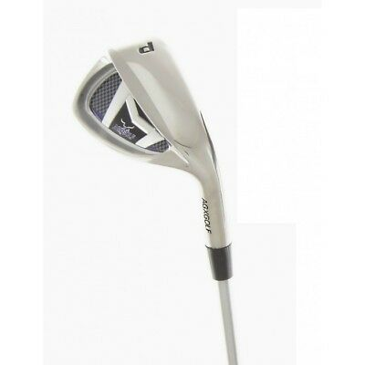 AGXGOLF MEN'S RIGHT HAND MAGNUM XS GRAPHITE PITCHING WEDGE. Select Length & flex