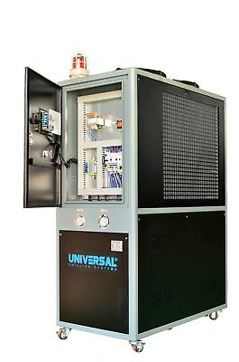 10 TON AIR COOLED CHILLER (125,200 Btu/h) / 15 HP - UL Listed for USA & CAN