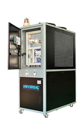 NEW 10 TON AIR COOLED CHILLER (125,200 Btu/h) - UL Certification