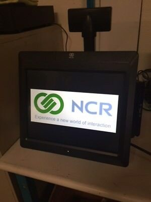 NCR 7403 RealPOS 70XRT POS TERMINAL 7403-1310 TOUCH, MSR, CUSTOMER DISPLAY