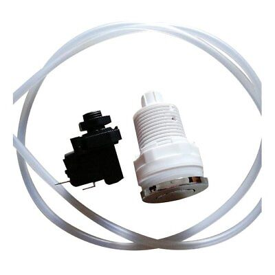 16A On Off Push Button Switch Jetted Whirlpool Jet For Bath Tub Spa Garbage I8W2
