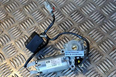 Land Rover Freelander sunroof motor 442.49.121 44249121 Valeo 404.150 with relay