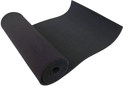 "XCEL Neoprene Rubber Roll Weatherproof Anti-Vibration DIY Projects 72""x17""x3/8"""
