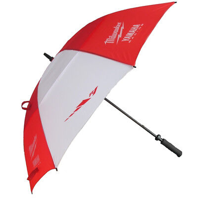 Milwaukee Yamaha Branded Golf Umbrella