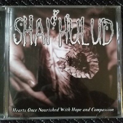 SHAI HULUD - Hearts once nourished with hope and compassion - CD /Converge