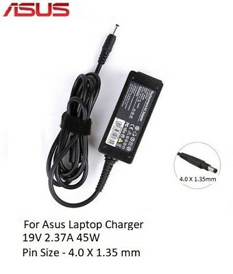 For Asus X553M X553M Laptop Charger AC Adapter Power Supply 45W