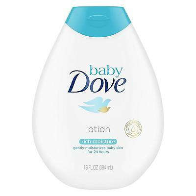 Dove Baby Lotion Rich Moisture 13 Ounce each