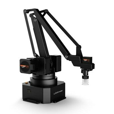 uArm Swift Pro Standard 4 DoF Metal Robotic Arm w/ Bluetooth and Suction Cup