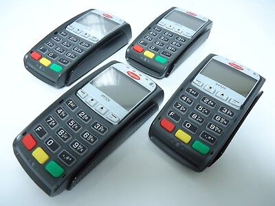 LOT OF 4 Ingenico iPP320 Magnetic/Smart Credit Card Reader