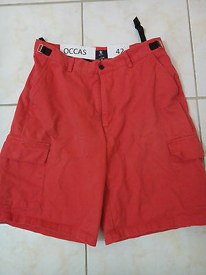 2 Shorts Occasion Tbe 2 Used Vgc Shorts Peugeot Sport Taille 42/l Size