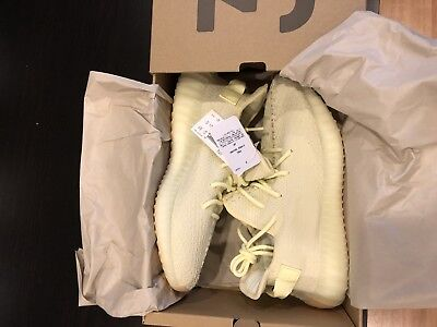 33d1ab5e2 adidas Yeezy Boost 350 v2 Butter Size 9 Deadstock Free Shipping 100%  Authentic!