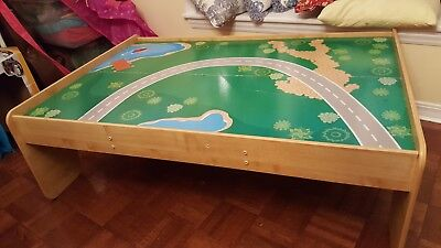 Kidcraft Play Table Great Condition With Train Set