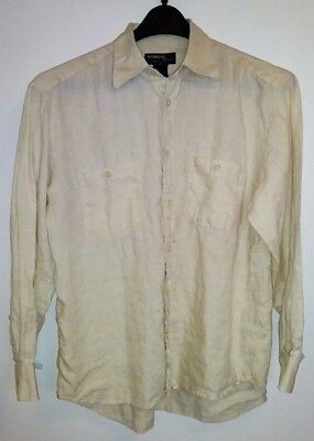 87bb8149 MONDO DI MARCO Button Front Shirt Men's L 52 Made in Italy - $14.99 ...