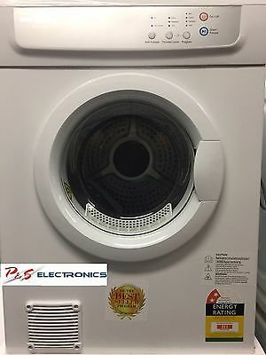 SPECIAL OFFER BRAND NEW TURBOLINE 7KG DRYER WHITE_ 1 Year Warranty