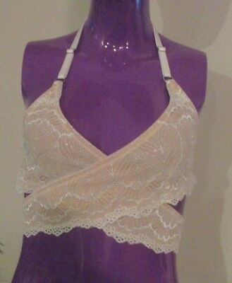 159b7d76a9 Madalynne For Out From Under Medium Urban Outfitters Sierra Lace Wrap Bra  large