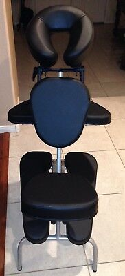 EARTHLITE Vortex Portable Massage Chair Package - Portable, Compact, Strong a...