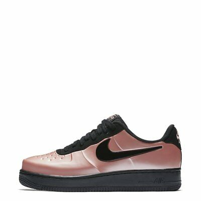 pretty nice 2a10d 63a49 NIKE AIR FORCE 1 Foamposite Pro Cup Coral Stardust Black AJ3664-600 New  Size 10