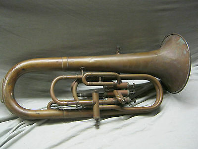 VINTAGE COUTURIER HORN - made in FRANCE