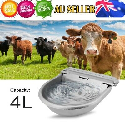 AUTOMATIC FLOAT VALVE Water Trough Bowl Drinking For Dog