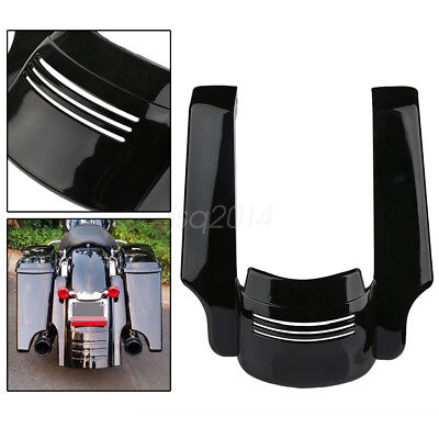 """5"""" Rear Fender Extension Stretched Fillers Für Harley Touring Electra Road Glide"""