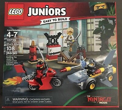 10720 Helicopter Sealed New Free Lego Juniors Police Chase BoerCdWQx