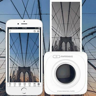PAPERANG Poche Wireless Bluetooth 4.0 Imprimantes Paper Photo Imprimantes
