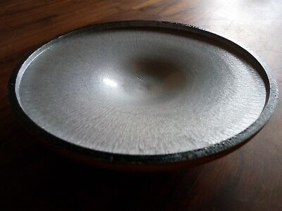 Hand turned 'Ash' bowl. Modern unique