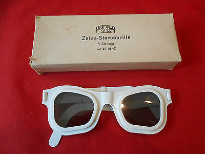 Zeis-Stereobrille Carl Zeiss Jena V-Stellung 62 59 05 C