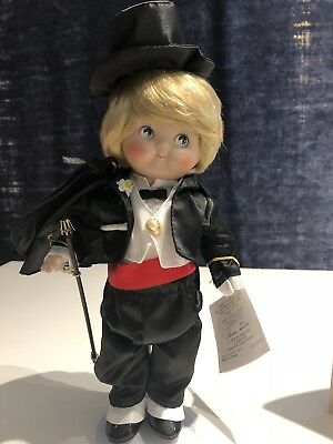 "Rare Doll - Campbells 125 Year Optimist Series ""Steppin Out/Sir CK-18"""