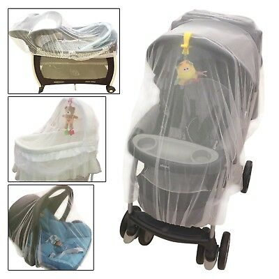 Crocnfrog Baby Mosquito Net for Stroller, Crib, Pack and Play, Bassinet, Playpen