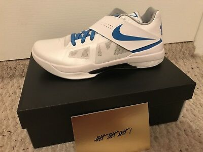 710925015ad9b NIKE KD 4 IV Kevin Durant Battle Tested The 16 Collection W/Receipt ...