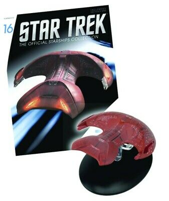 Star Trek Starships Figurine Collection Magazin + Modell 16: Ferengi Marauder