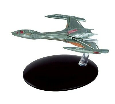 Star Trek Starships Figurine Collection Magazin + Modell 41: Klingon Raptor