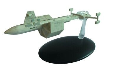 Star Trek Starships Figurine Collection Magazin + Modell 60: Botany Bay