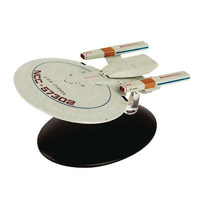 Star Trek Starships Figurine Collection Magazin + Modell 110: USS Chekov Springf
