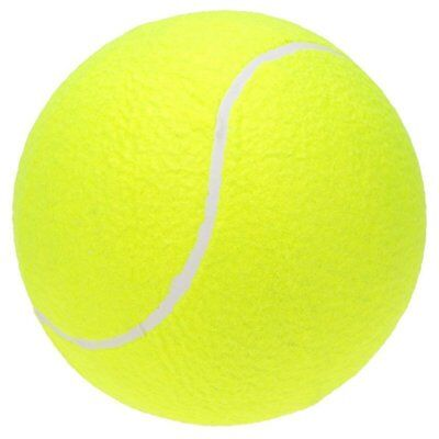 "9.5"" Oversize Giant Tennis Ball for Children Adult Pet Fun H8D9"