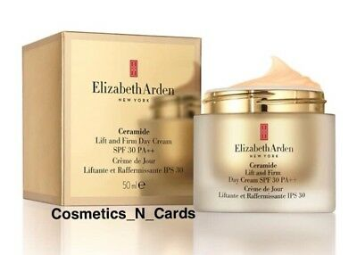 ELIZABETH ARDEN CERAMIDE LIFT AND FIRM DAY CREAM SPF 30 PA++ 1.7 oz - BN/NB