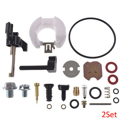 Carburetor Carb Repair Kit For Honda GX160 GX200 5.5HP 6.5HP Engines 2 Set