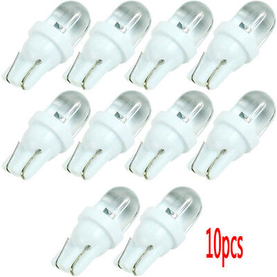 10X T10 194 168 158 W5W 501 White LED Side Auto Car Wedge Light Lamp Bulb Hot