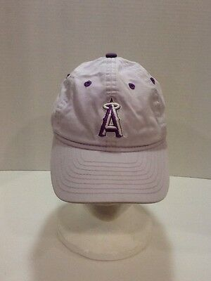 finest selection d1304 69172 Los Angeles Anaheim Angels MLB Baseball Golf Cap Hat New Era Girls Childrens