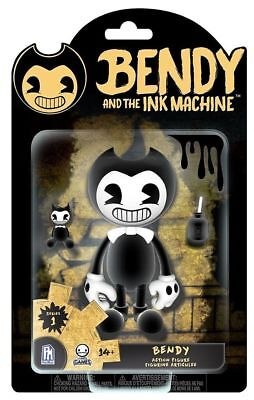 Bendy and the Ink Machine Series 1 Action Figure - Bendy - NIB