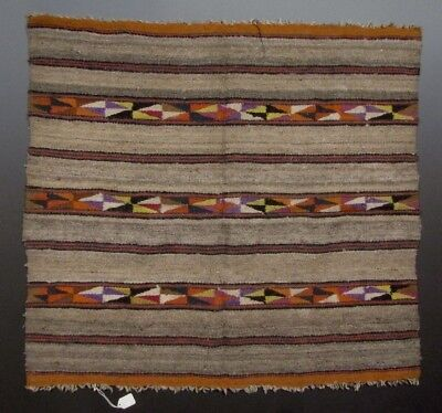 Late Colonial Early Republican Peru Southern Highlands Wool Manto ca. 18-19th c.