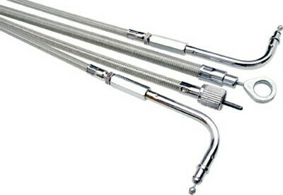 Motion Pro Armor Coat Stainless Steel Idle Cable 66-0337