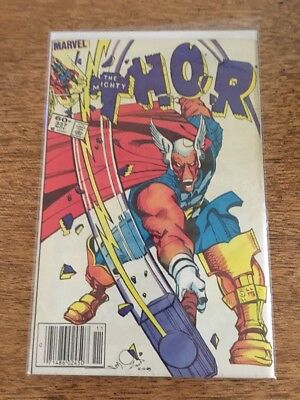 Mighty Thor #337