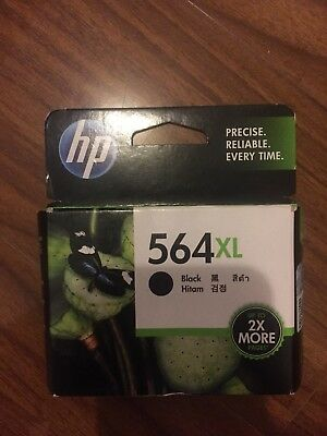 Hp 564xl Black Ink Cartridge Brand New In Box From Manufacturer Original Ink