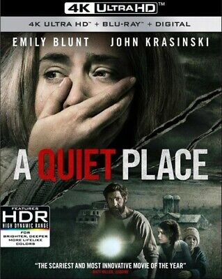 Quiet Place - 2 DISC SET (REGION A Blu-ray New) 032429308887