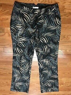 e2fd586ac64eaa Cato s Women s Pants Havana Bound Ideal Black Size 14 New JM Sportswear