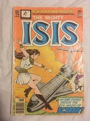 The Mighty ISIS Comic Book #1 DC Comics 1976 NEAR MINT
