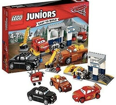 Lego Juniors 10743 Smokeys Garage Cars 3 Disney Pixar Nib Factory