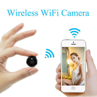 HDQ15 Spy Camera Wireless Wifi IP Security Camcorder HD 1080P DVR Night Vision